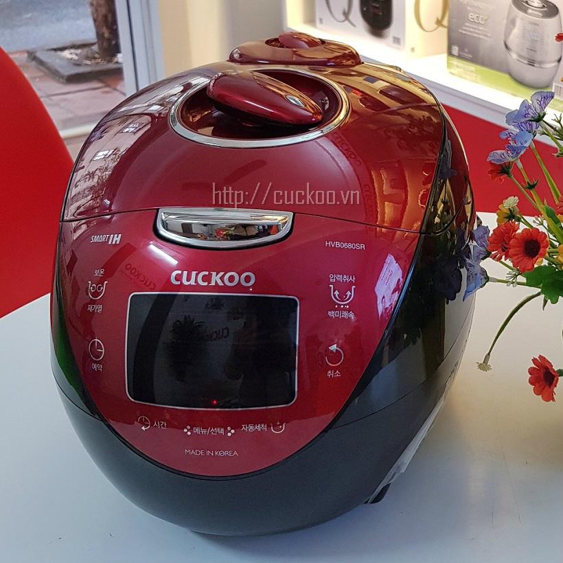 Cuckoo CRP-HVB0680SR