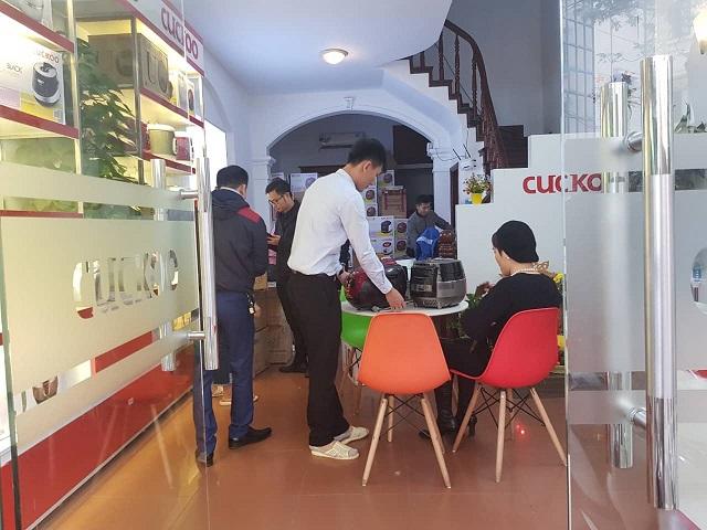 Trung tâm Bảo hành Cuckoo